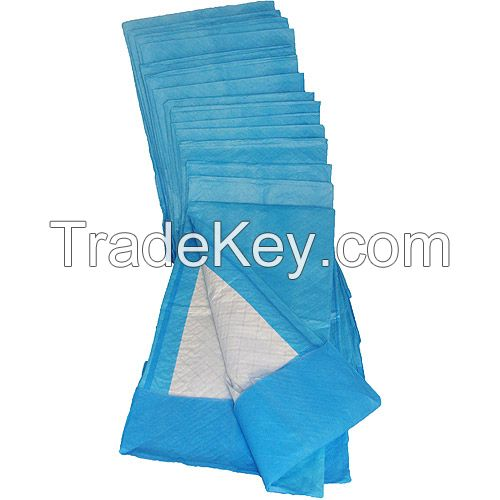 china factory manufacture Medical Disposable underpad with high absorption