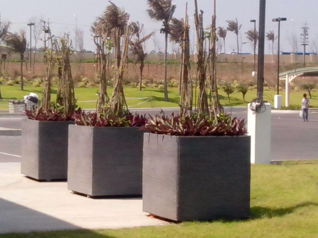 GRC pot, GRC planters