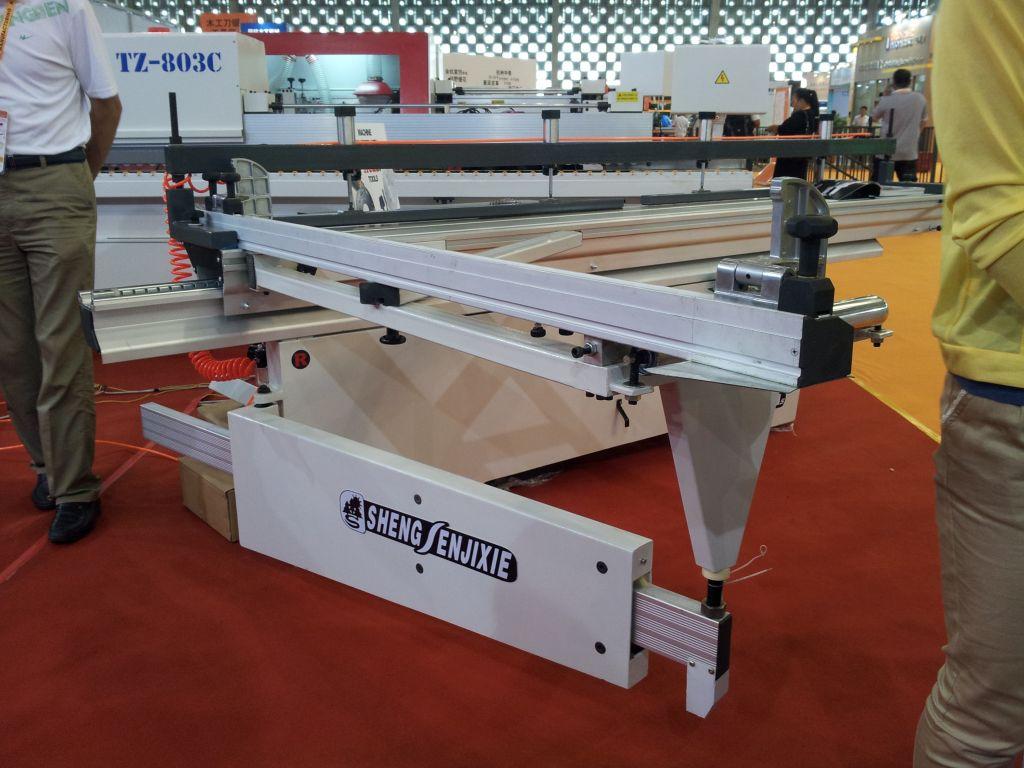 cutting wood panel saw machine precision sliding table saw 2800mm