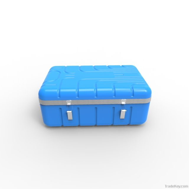 High Quality with Handle Plastic Tool Case, Different Sizes