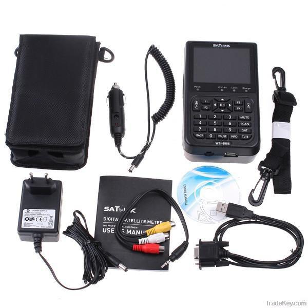 Best price  satellite finder Satlink WS 6906
