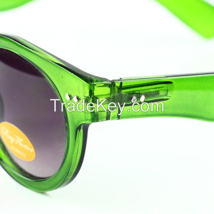 Men's Sunglasses Custom Logo Lense Sunglasses