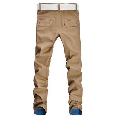 men pants casual trousers