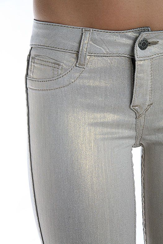 BLEULAB REVERSIBLE JEANS AND PANTS
