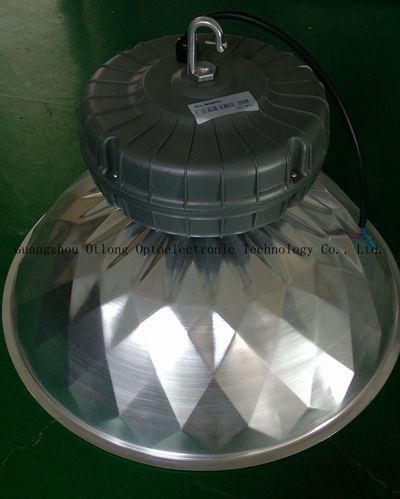 Induction industrial lighting fixtures