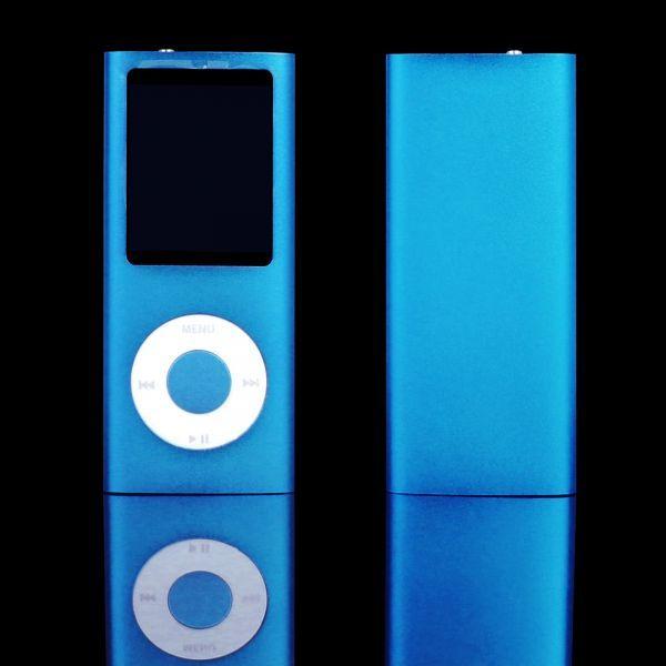 Mini Clip On MP3 Music Media Player Support 2GB 4GB 8GB Micro SD TF 6th