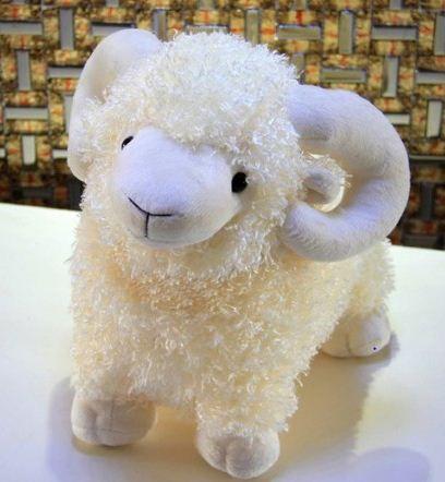 Plush Sheep Toy