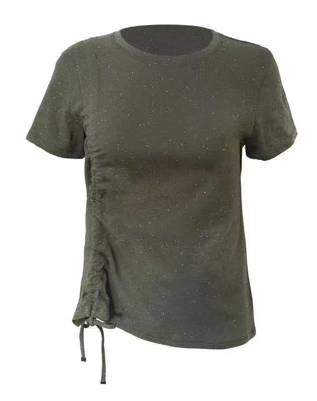 SUPPLY LADIES' KNITTED READY MADE T SHIRT