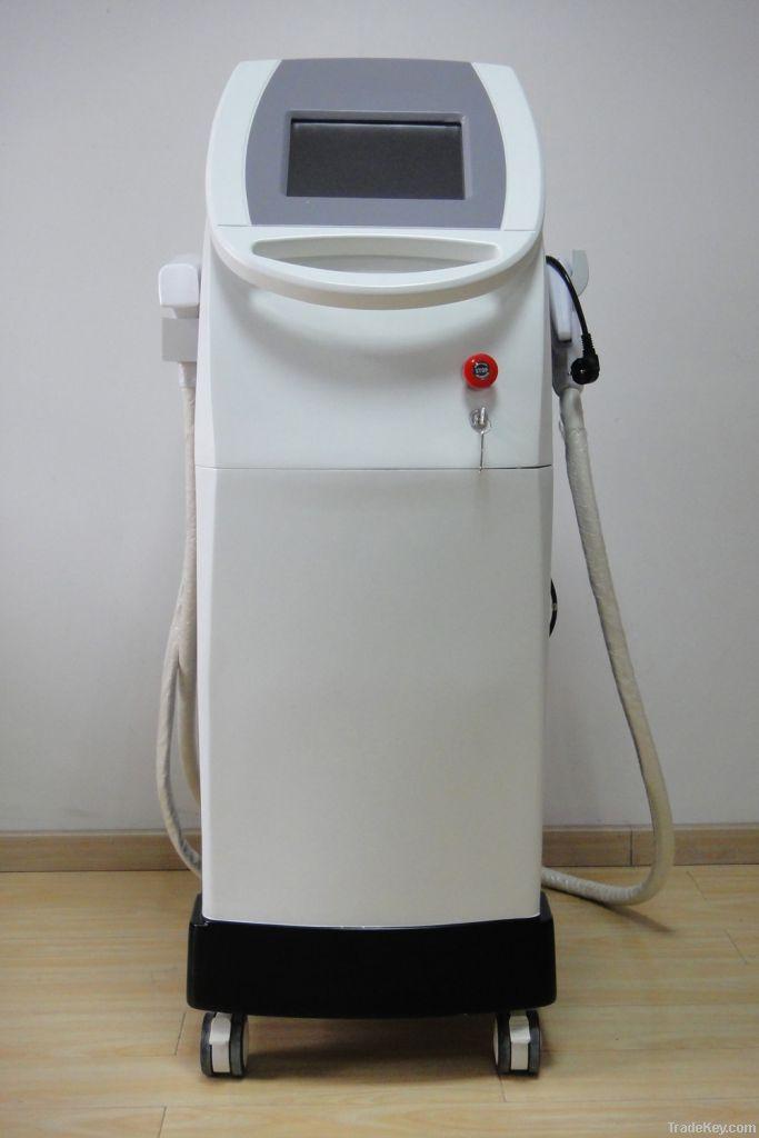 E-light Serires (IPL+RF+YAG) Multifunctional Beauty Equipment