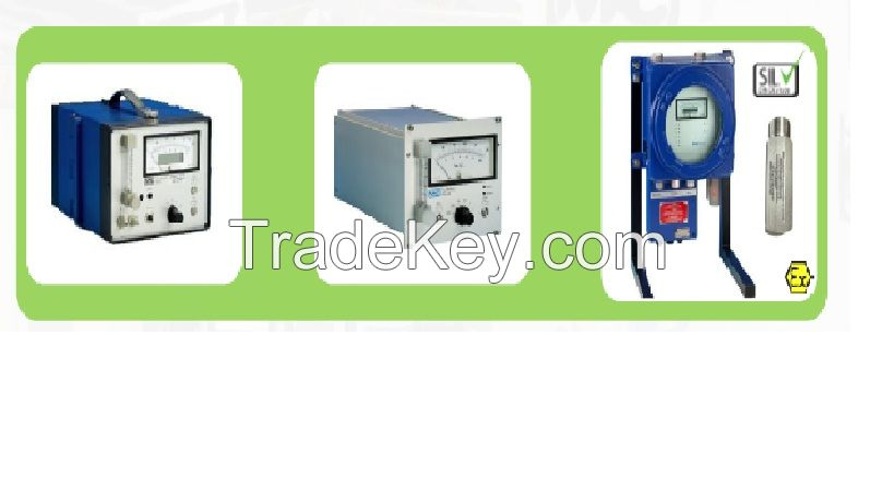 Para Magnetic Oxygen Analyzer