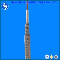 HUANENG SUYOU WGSB-5.60 Monoconductor PP(modified polypropylene) insulated steel wire armored well logging cable for oilfields