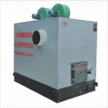 Automatic poultry farm energy saving coal burning air heater