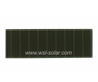 4.5Volt 20mA Amorphous Solar Cell