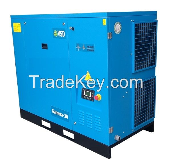 Air Compressors Variable Speed Drive AVK 30
