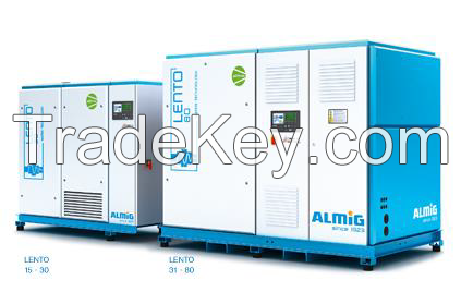 Air Compressors Oil Free water Injected Screw Compressor 11 kw