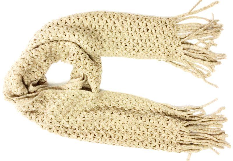 acrylic scarves