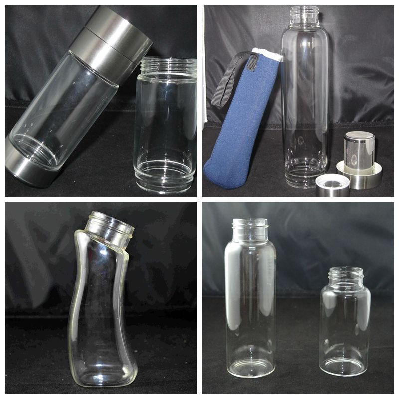 Hot Sale Portable Glass Bottle