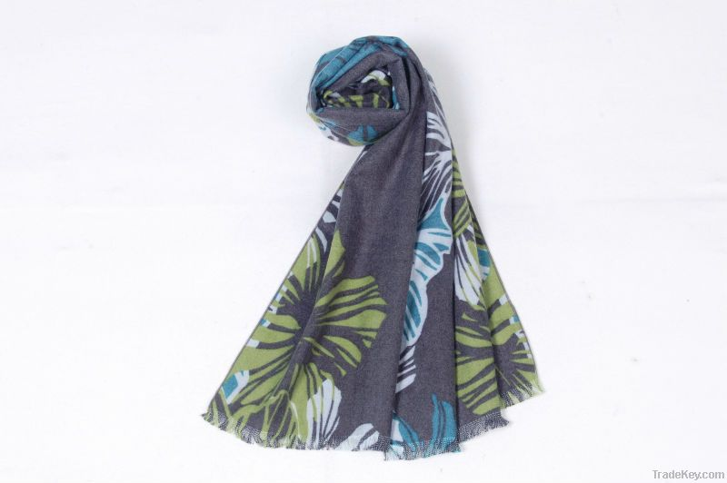 Nature Design silk scarves for women