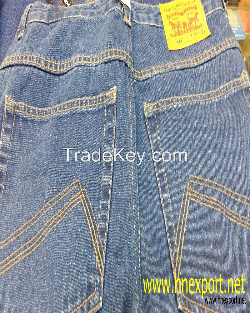 Jeans Trouser