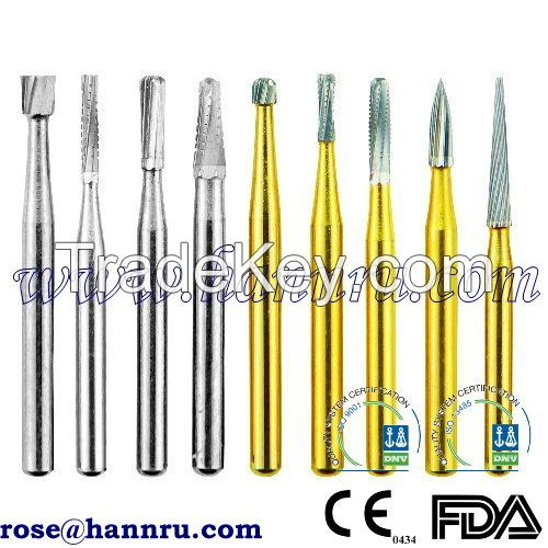 Burs, tungsten-carbide, FG