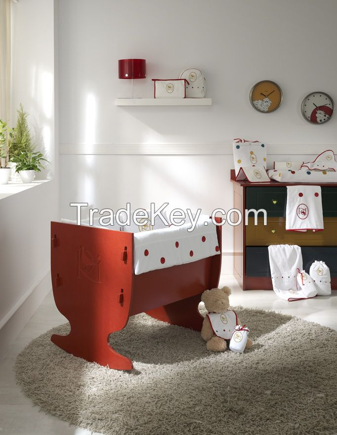 Cribs and mini cots for babies and other furnitures