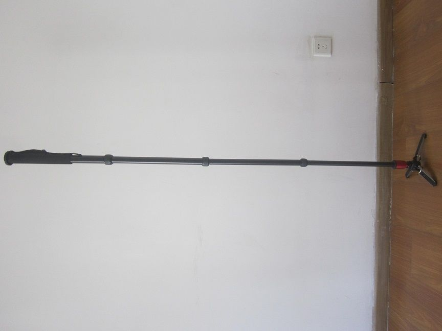New Style: Self-stand Professional Aluminum Telescopic Monopod for Video Camera