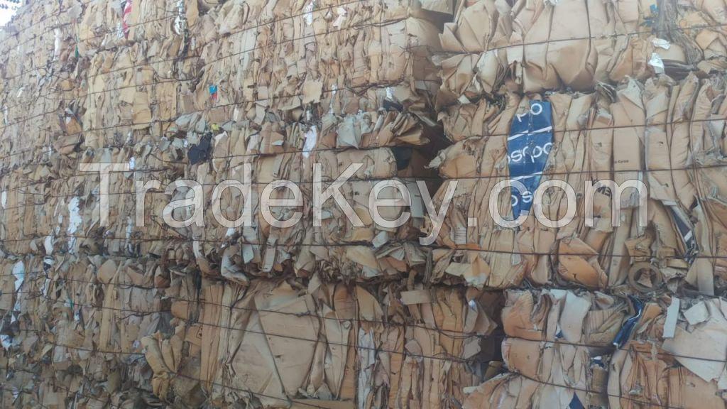 OCC (Old Corrugated Cardboard)