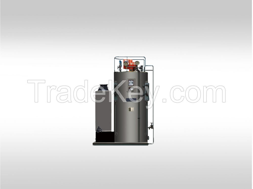 hot water packaged boiler