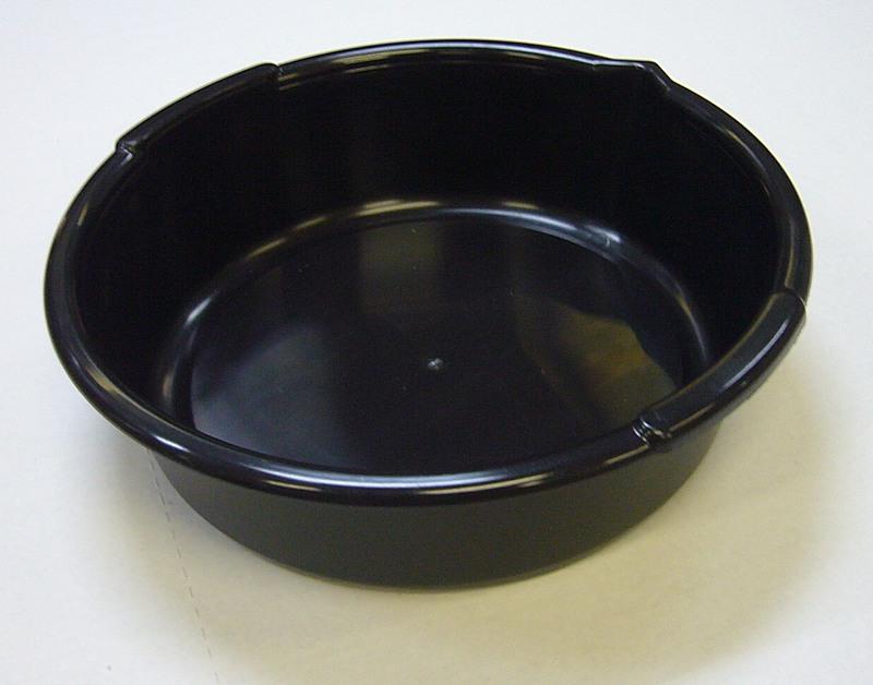 round drain pan
