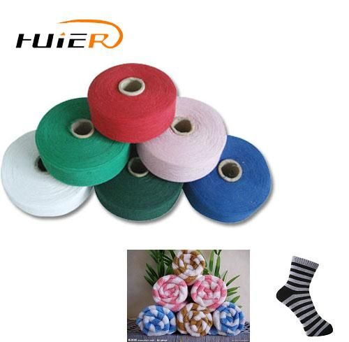 Factory price recycled cotton blend yarn for glove, mop, sock