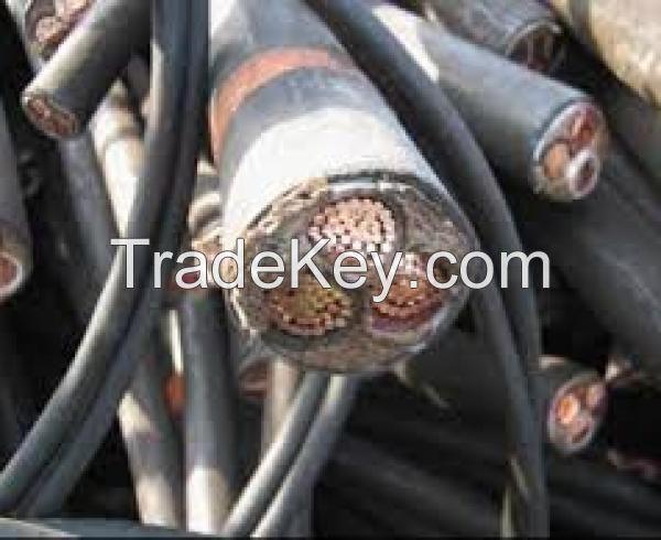 Insulated Copper Cable scrap