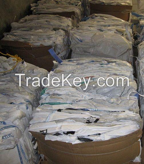 PP Jumbo bags scrap in bales