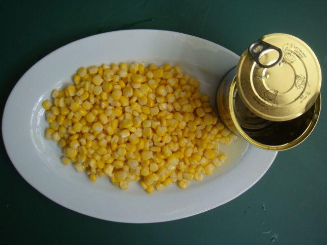 Canned Sweet Corn