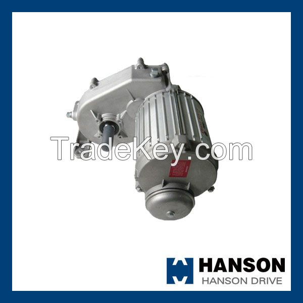 Gearbox for Center Pivot Irrigation System