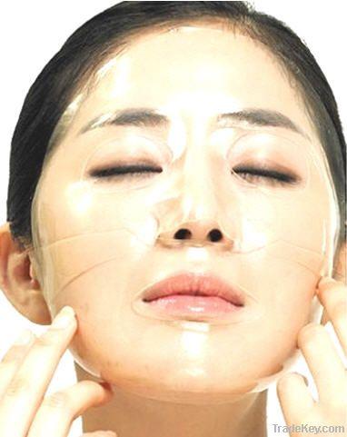 Gold & Collagen Hydrogel Wrinkle care facial mask