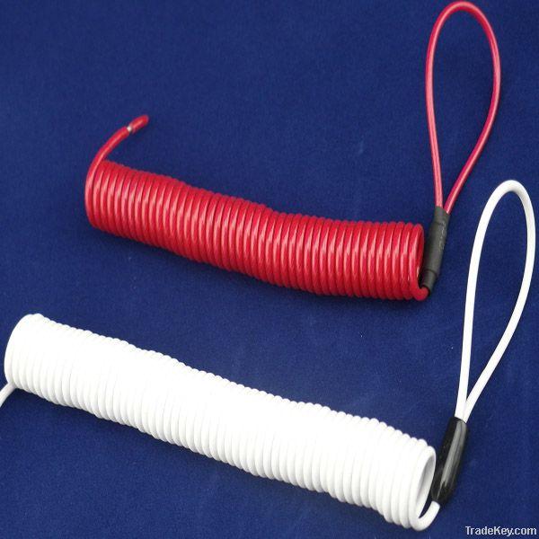 spring steel rope