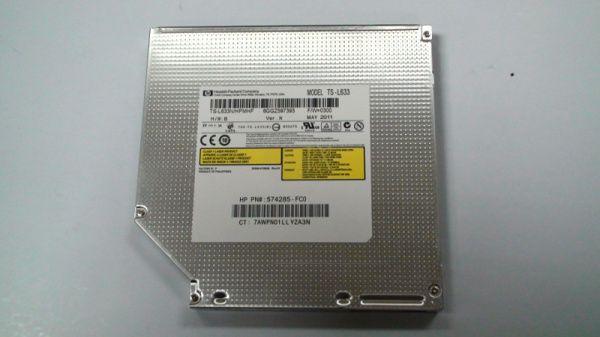 Hotsale Internal SATA Interface Tray Loading 12.7mm TS L633 DVD Burner