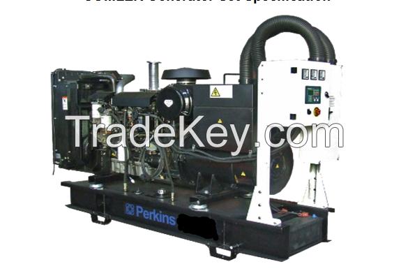 Comler 20kw open type diesel generator set