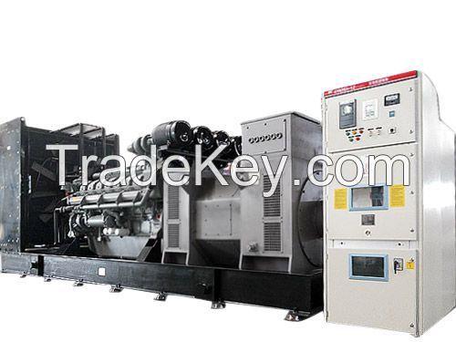 Diesel Genset High Voltage