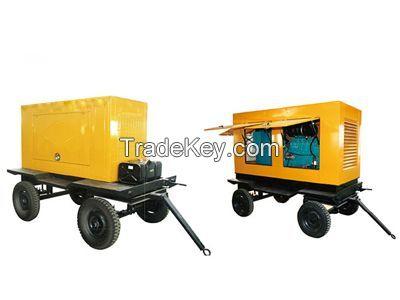 Diesel Genset Mobile Unit