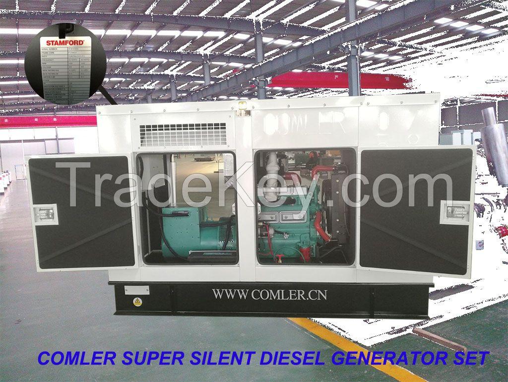 Super silent type diesel generator