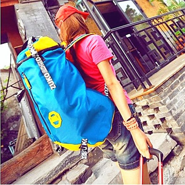 outdoor backpack women climbing and hiking backpack sport bag