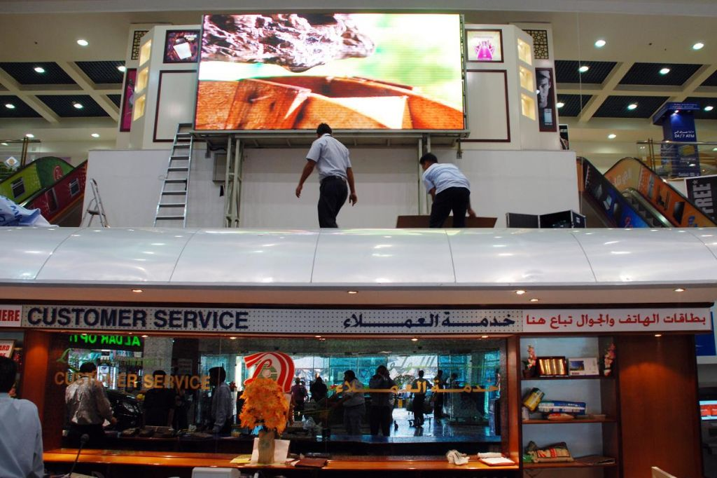 Tooper Indoor P6 LED screen and LED display