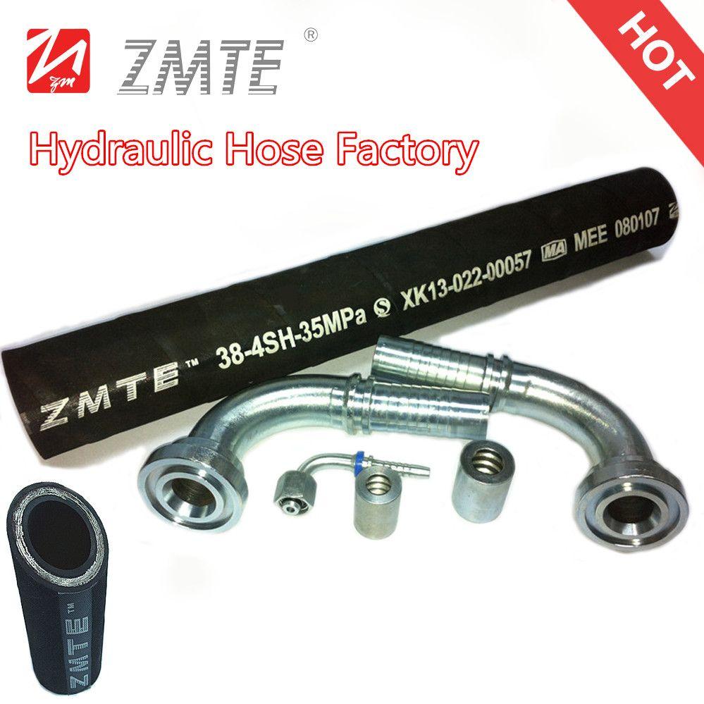 ZMTE Hydraulic Hose EN856 4SH