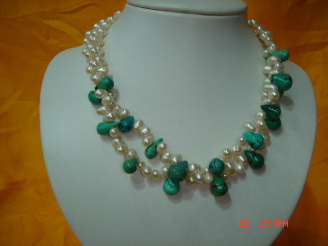Turquoise Necklace Jewellery