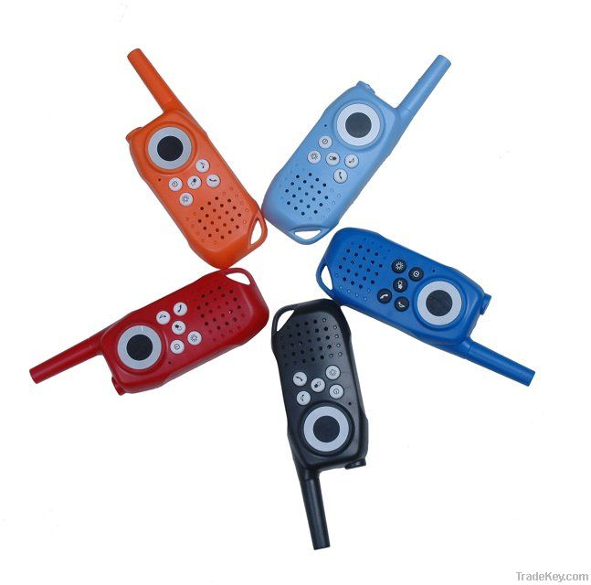 Two way radio walkie talkie for kids