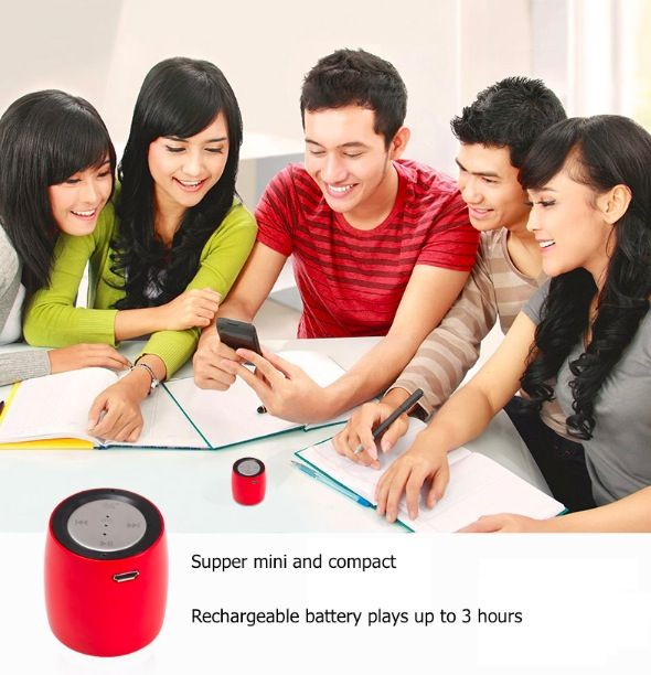 ES-T9  cute Bluetooth audio with stylish and classic design