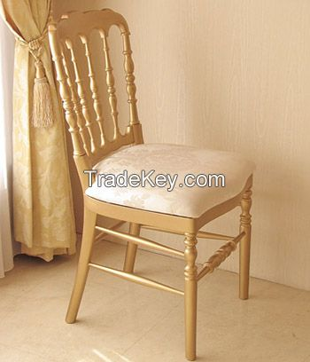 Mental Versailles Chair , yellow, hot sale, 2years warranty , YXZJ-NH