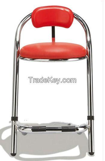 Height adjustable home furniture bar stool chair /Bar Chair YXB-GD