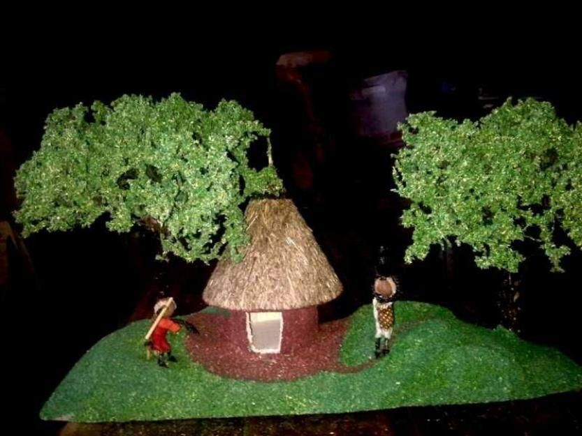 craft african homestead